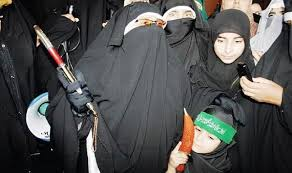 Seeking In Hyderabad Asiya Andrabi Involved In Recruitment Drive Arrested