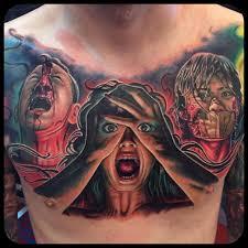 horror tattoos best ideas gallery