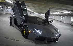 Lamborghini Aventador Open Door - grigio telesto lamborghini aventador photoshoot sssupersports com