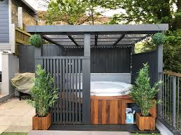 best 25 tub garden ideas on pinterest tub deck