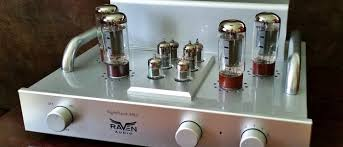 tube amp for home theater raven audio nighthawk mk2 integrated amplifier review