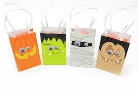 halloween treat bags with mini bowdabra bows bowdabra blog