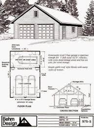 3 bay garage plans garage plans blog behm design garage plan examples september 2014