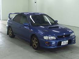 subaru gc8 just won this gc8 sti subaru