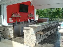 Pool Cabana Ideas by Pool House Bar Ideas