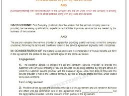 sample retainer agreement 10 best images of retainer agreement