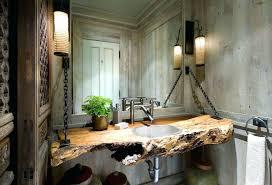 Rustic Bathroom Lighting Ideas Rustic Bathroom Lighting Or Amazing Rustic Bathroom Lights 81