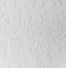 Paintable Textured Wallpaper by Large Scrolling Leaf Wallpaper Grahambrownus