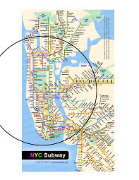 Mta Map Subway Subway From Here To New Jersey