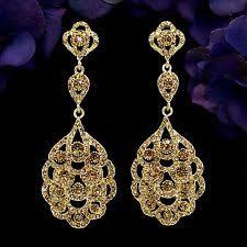gold chandelier earrings gold chandelier earrings thesecretconsul