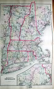 Map New York Connecticut by Acquisitions Maps Of Antiquity