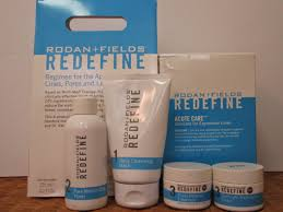 rodan fields redefine skincare regimen acute care review neon