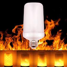 led flame effect fire light bulbs e27 led flame ls e26 led flame effect fire light bulbs 7w