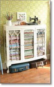 Quilt Storage Cabinets Craptastic Diy Chalk Paint Aqua Curio Cabinet Weekend