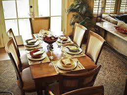 dining room table setting ideas dining room table settings dissland info