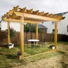 Diy Pergola Ideas by How To Plan And Post A Perfect Pergola Pergolas Gardens And Yards