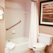 Best Way To Refinish Bathtub See Our Hotel Bathroom Refinishing Work Safe Step