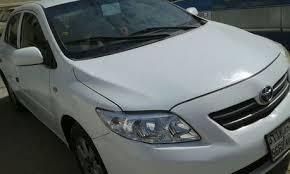 wanted toyota corolla exchange of car needed for toyota corolla 2010 with toyota corolla