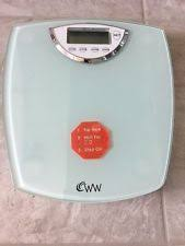 Weight Watchers Bathroom Scale Curves Weight Watchers Bathroom Scale By Conair V24130 Ebay