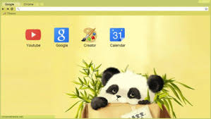 chrome themes cute 50 awesome google chrome themes