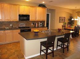 kitchens with black appliances and oak cabinets dark wood kitchen cabinets with black appliances furniture info