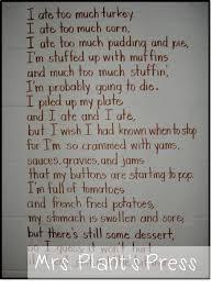 prelutsky it s thanksgiving poem search books