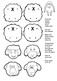 lost sheep activity page sunday pinterest sunday