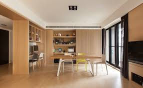 Contemporary Office Space Ideas Natural Modern Decor Dining Room 3 Interior Design Ideas