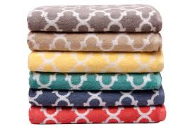 Bathroom Towels Ideas Bathroom Marvelous Bath Towels Set In Chic Variant Color For
