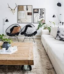 Black And White Living Room Rug Best 25 Scandinavian Living Rooms Ideas On Pinterest