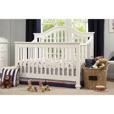 4 In 1 Convertible Crib White by Davinci Clover 4 In 1 Convertible Crib White Finish Toys