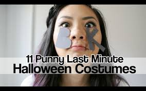 11 punny last minute halloween costumes youtube