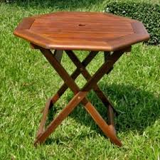 small patio table with umbrella hole february 2018