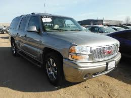 used parts 2001 gmc yukon denali awd 6 0l v8 4l65e
