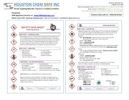 Ghs Safety Data Sheet Template 28 Sds Template Mirs M Sds Software Alfa Img Showing Gt Msds