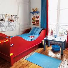 blue blue and lits rouges chambre pour