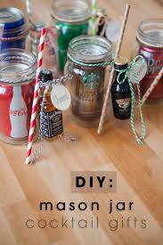gifts for coworkers the original diy jar cocktail gifts