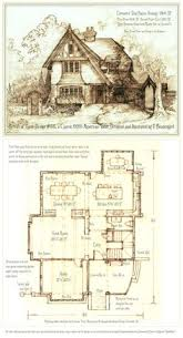 Old English Tudor House Plans The Gwyndolyn This Plan Has Been At The Top Of My Favourite List