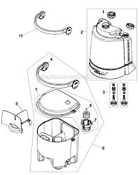 Hoover Rug Shampooer Parts Hoover F7452 900 Parts List And Diagram Ereplacementparts Com