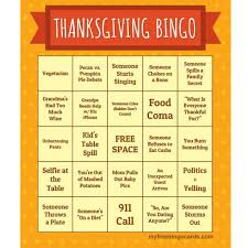 you need these thanksgiving bingo cards tasting table