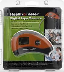 health o meter digital tape measure hdtm012dq 69 walmart com