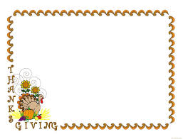 best free happy thanksgiving clipart black and white 2016