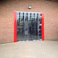 door strip curtains u0026 slat type door curtainbug blindfly