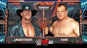 wwe 2k16 ps4 british bulldog vs x pac vs rikishi full match wwe 2k16 undertaker vs kane ps4 gameplay youtube
