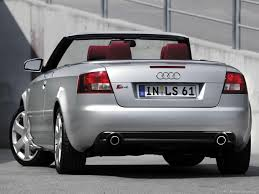 audi convertible 2006 audi s4 cabriolet buying guide