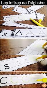 l u0027alphabet écriture des lettres excellente activité à ajouter