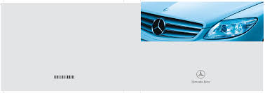 mercedes benz automobile 2008 cl550 user guide manualsonline com