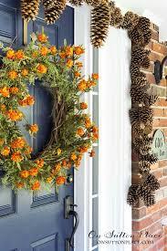 Fall Porch Decorating Ideas Easy Diy Fall Porch Decor Ideas On Sutton Place