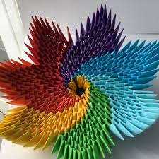 Origami Paper Works - 906 best 3d origami images on free pattern modular