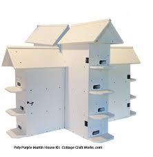 poly lumber t 14 purple martin house kit